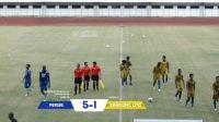 Persib Kalahkan Bandung United 5-1 di Laga Uji Coba