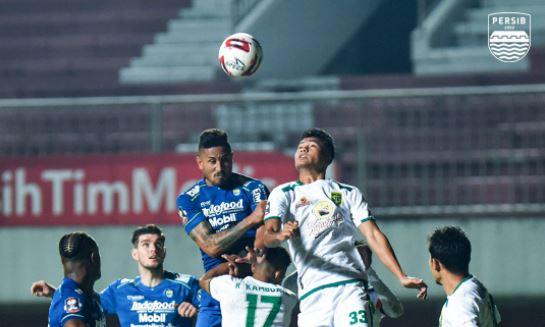 Cuplikan Gol Persib Bandung vs Persebaya Surabaya 3-2