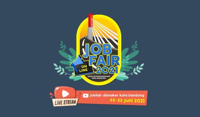 Disnaker Kota Bandung Gelar Job Fair Online