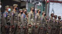 Puluhan Petugas Satpol PP Kota Bandung Positif Covid-19