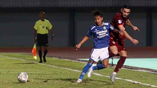 Persib Bandung ditahan imbang 0-0 oleh Borneo FC