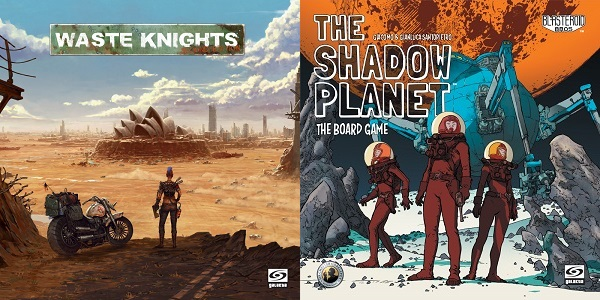 Waste Knights Shadow Planet