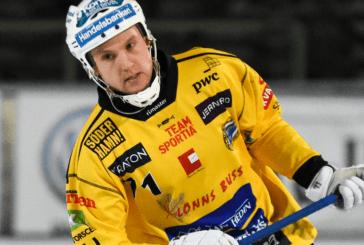 "Broberg räds inte Edsbyn: ""Sjukt taggad"""
