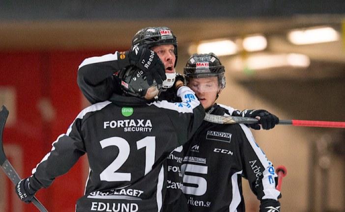 """SAIK segrade mot Hammarby i första semifinalmötet: """"Perfekt start"""""""