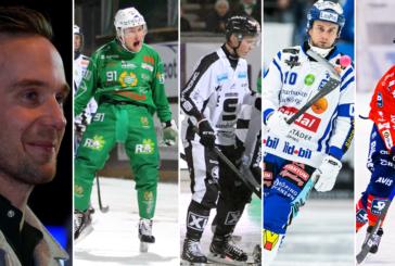 Bandyfebers gästkrönikör Daniel Andersson siar om utgången i semifinalerna