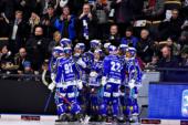 Villa en seger från SM-final