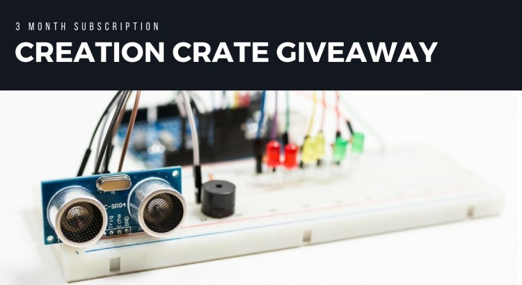 Creation Crate Giveaway