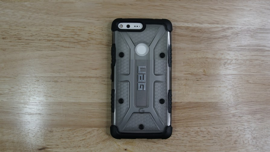 UAG rugged case
