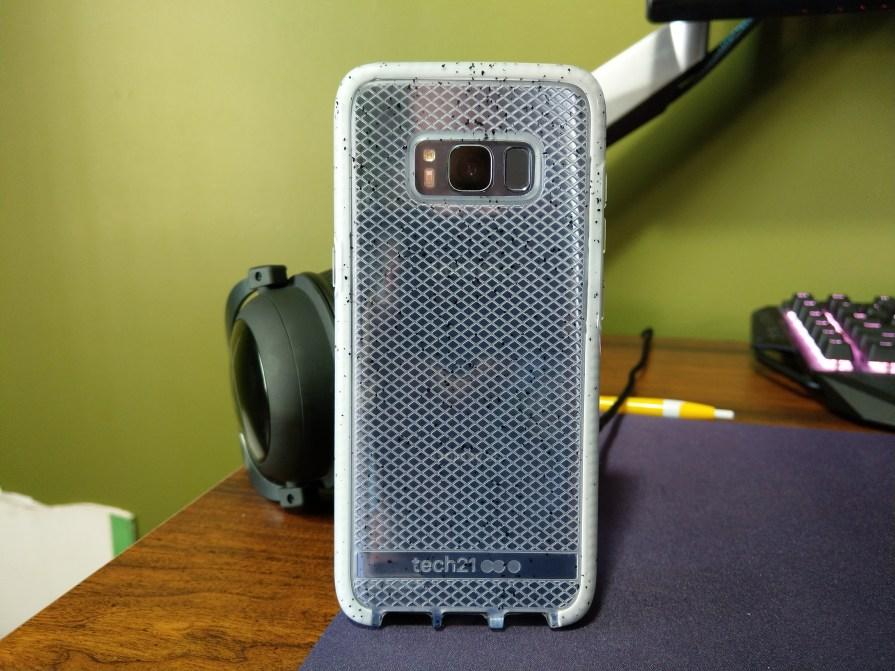 Galaxy S8 cases tech21