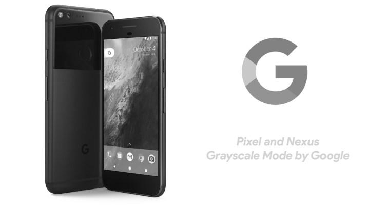 Grayscale Mode