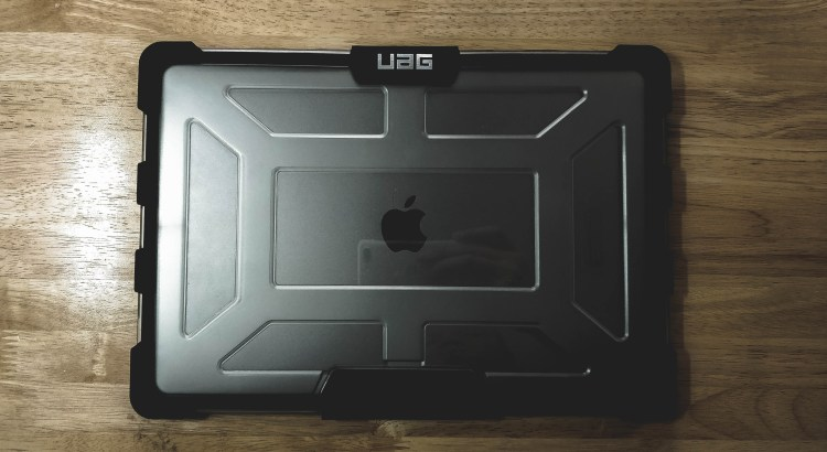 MacBook Pro 2017 15' case review: UAG