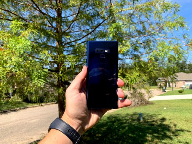 Note9 quick review
