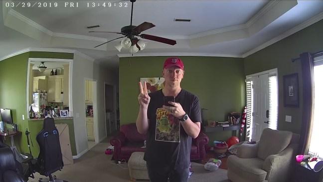 BOSMA X1 Home Security Camera