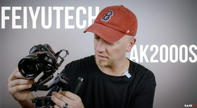 FeiyuTech AK200s