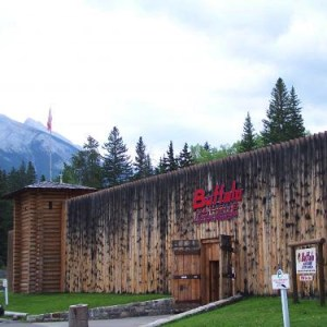 Banff, Canada's Buffalo Luxton Museum: a great place for the whole family in Banff town