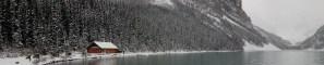 Canoe Dock Lake Louise