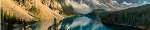Banff-National-Park-Glacier-Blue-Lake