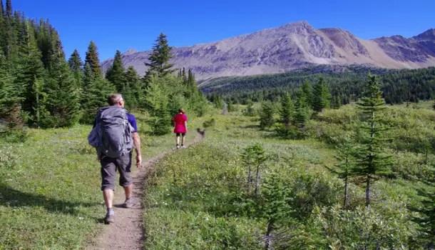 Banff National Park Hiking