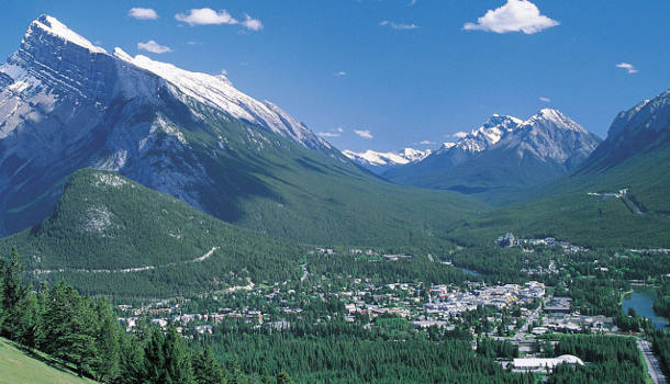 Weather in Banff National Park