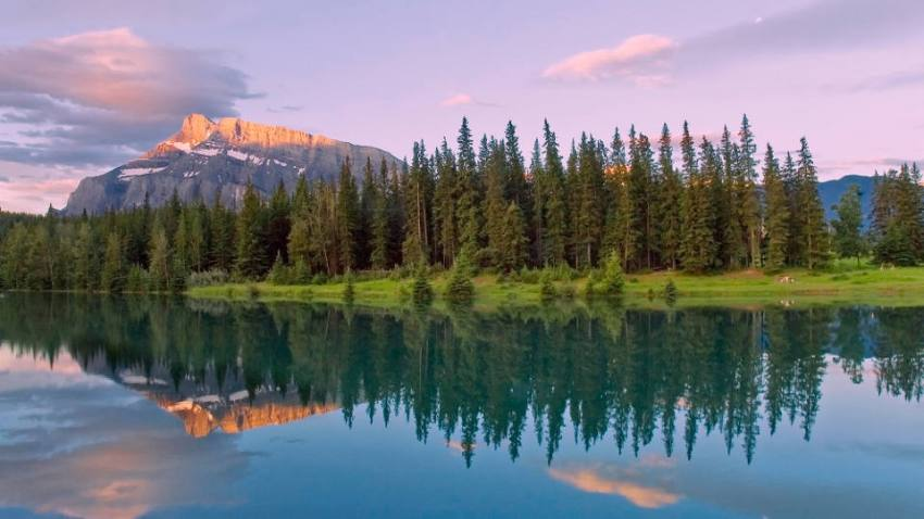 Banff National Park Activities, Lake Minnewanka, Banff National Park