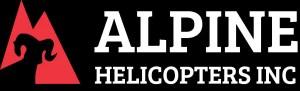 Alpine Helicopters - logo