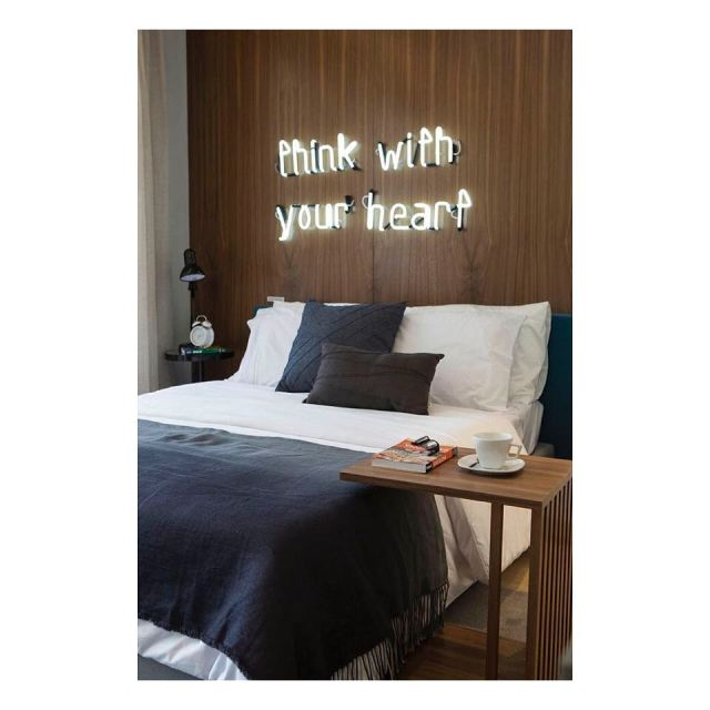 Think with your heart   Projeto de fernandamarquesarquitetahellip