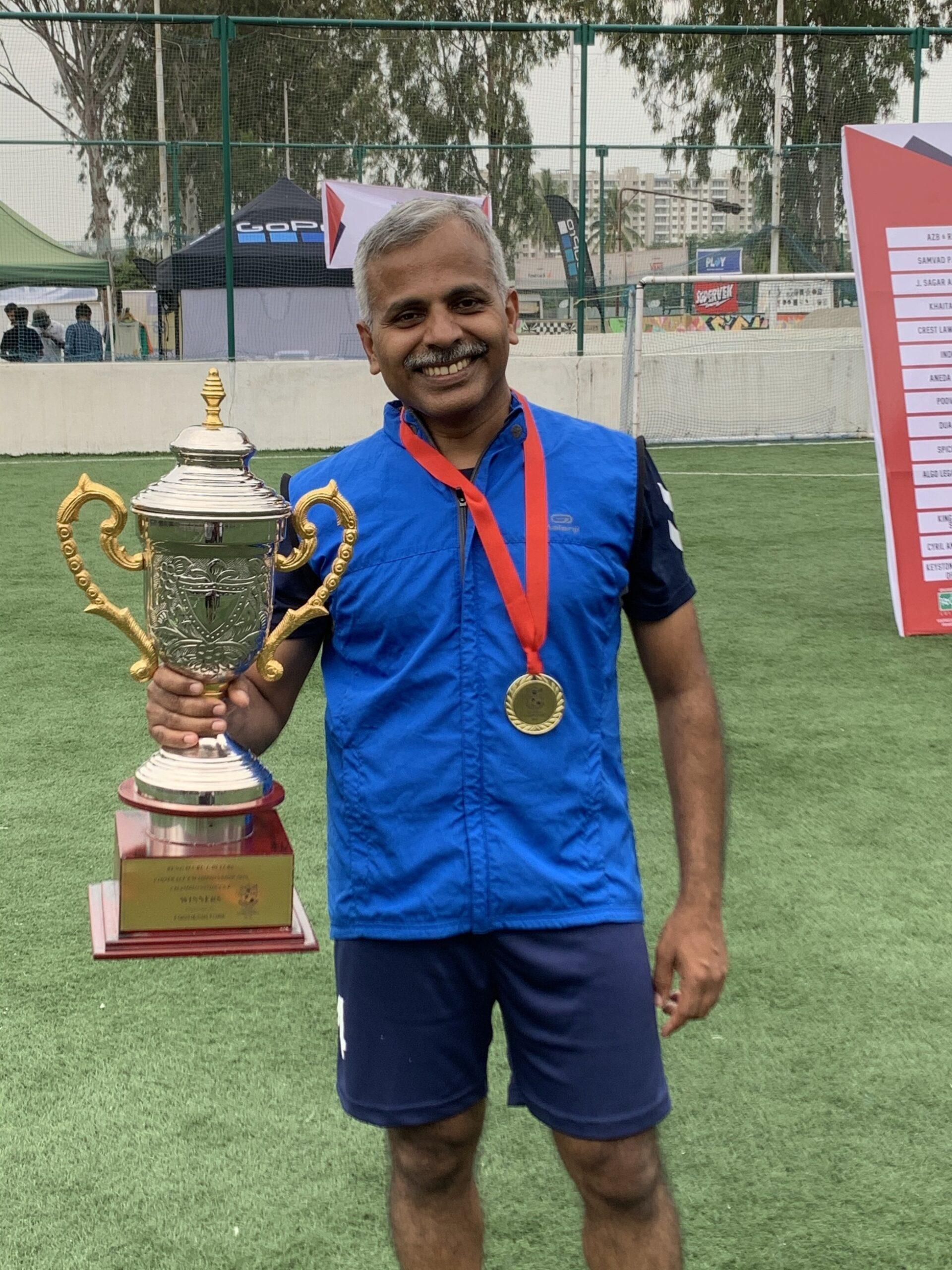 Arun-Kumar-the-winner
