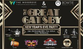 The Great Gatsby New Year's Eve Party - With Emcee Abhi, DJ Adith, Stand Up Comedian