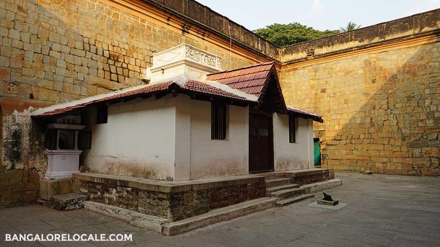 Ganesha Temple Bangalore Fort