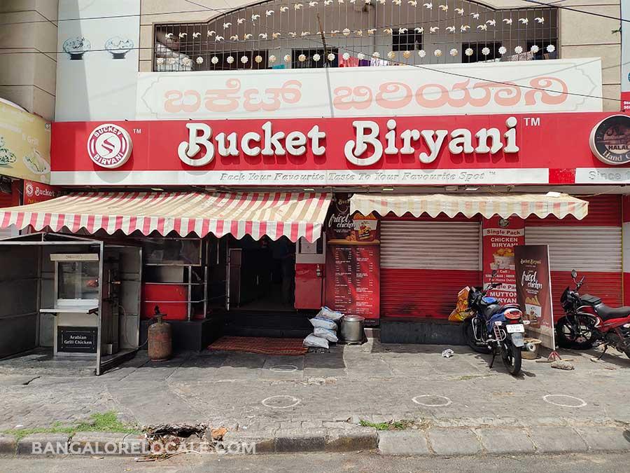 Bucket Biryani Kammanahalli