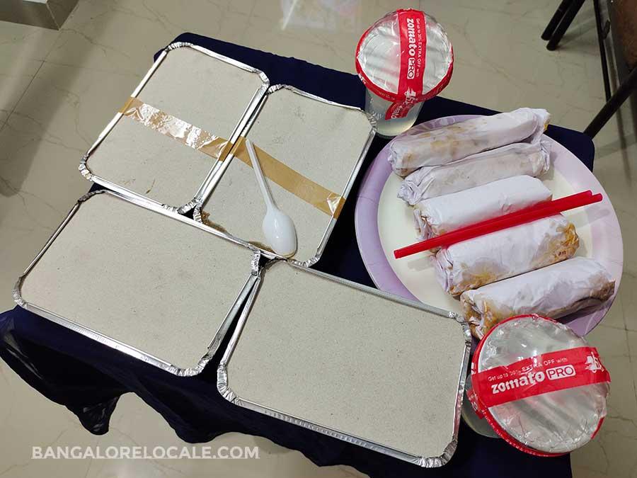 Shawarma Time Packing