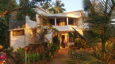 hotels in Gokarna near beach