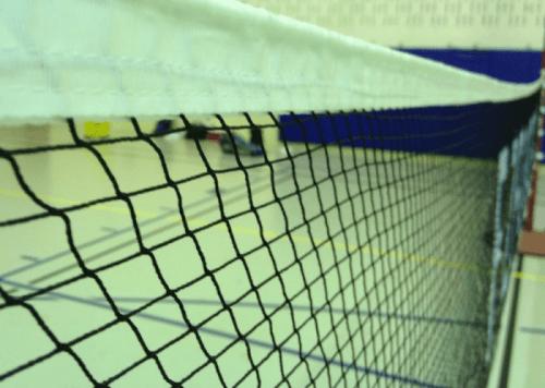 net badminton