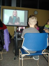 Skyping with Ruta Sepetys
