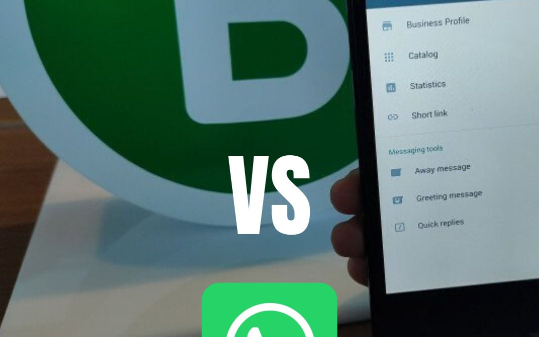 Whatsaap Bisnis vs Whatsapp Biasa