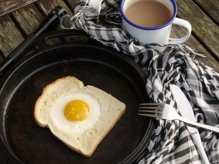 1. Holy Eggs!