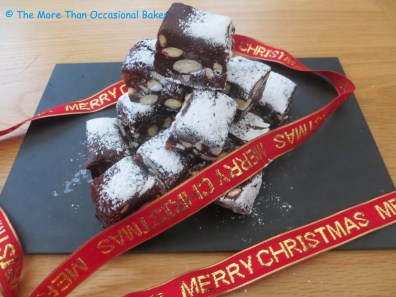 18. Chocolate and Fig Panforte