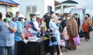 PEMERIKSAAN PENUMPANG KAPAL PT ASDP INDONESIA FERRY ASAL GORONTALO