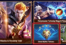 Photo of Divisi Rank Mythic Terbaru dan Syarat Mythical Glory pada S14 Mobile Legends