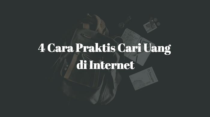 cara mendapatkan uang dari internet download mudah