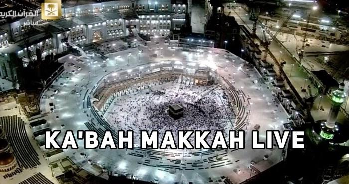 makkah live broadcast hari ini