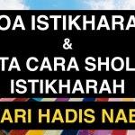 Tata Cara Sholat Istikharah & Doa Istikharah