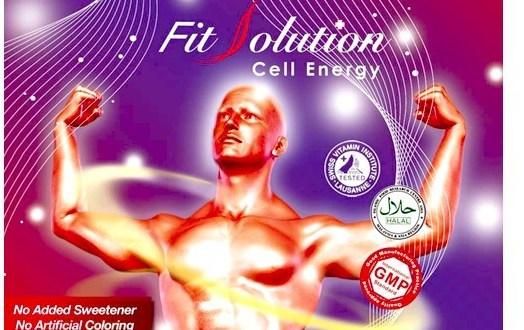 FIT SOLUTION CELL ENERGY TOTAL SWISS NĂNG LƯỢNG CHO TẾ BÀO