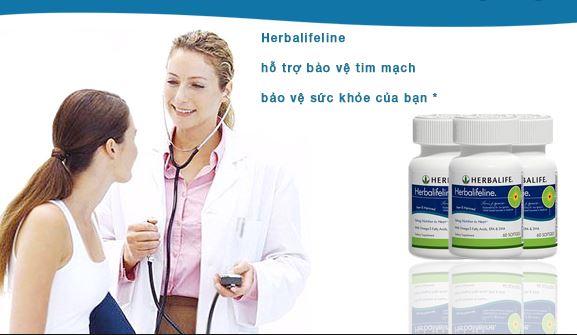 cảm nhận về viên dầu cá Herbalifeline