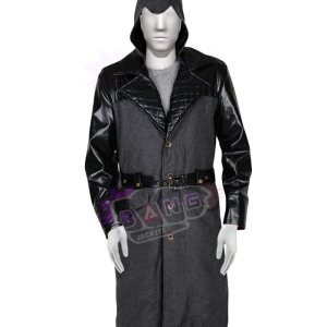 Buy Assassins Creed Syndicate Jacob Frye Wool And Leather Winter Coat