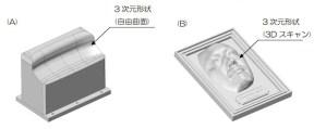 3次元形状例2