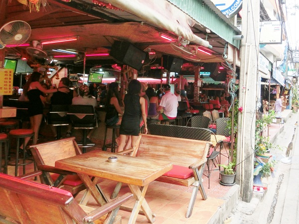 Pattaya BarBeer soi7