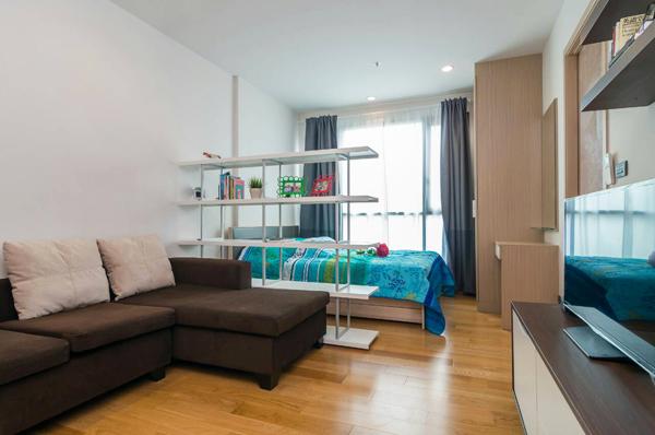 Fuse Sathorn-Taksin - apartment for rent in Wongwian Yai Bangkok