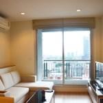 Rhythm Ratchada Huaikhwang – 1 BR condo for rent near MRT, 25k