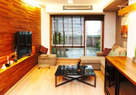 Silom Grand Terrace – 1BR condo for rent near Saladaeng BTS, 50k